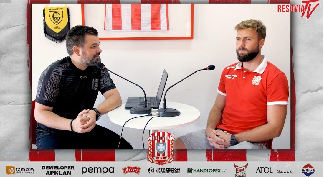 Przed meczem z GKS Tychy – Josip Soljić